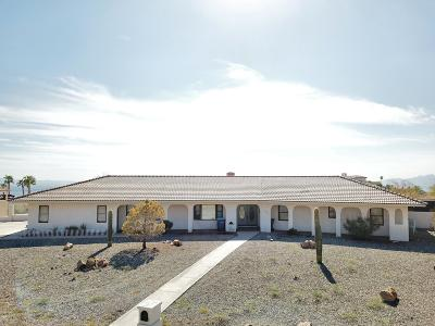 Lake Havasu City Single Family Home For Sale: 4081 Vega Dr