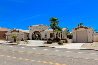 Lake Havasu City Single Family Home For Sale: 2310 Jamaica Blvd S
