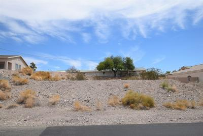 Lake Havasu City Residential Lots & Land For Sale: 3562 Tarpon Dr