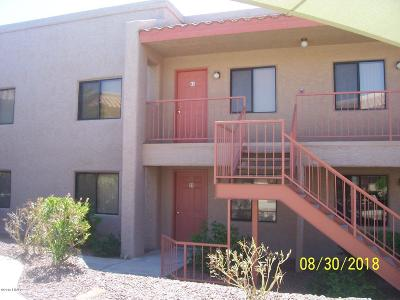 Lake Havasu City Condo/Townhouse For Sale: 1989 Mesquite Ave #40