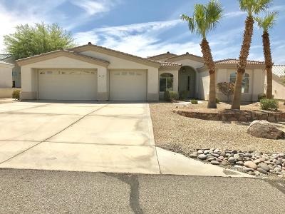 Lake Havasu City Single Family Home For Sale: 1958 Spruce Dr