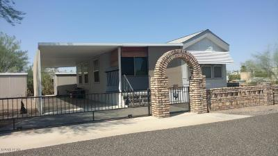 La Paz County Manufactured Home For Sale: A3-4 Mountain View Resort