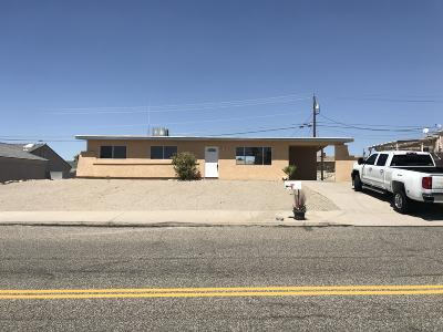 Mohave County Single Family Home For Sale: 2653 Smoketree Ave N
