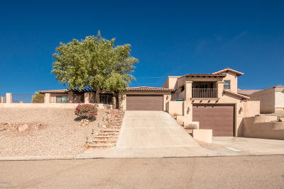 Lake Havasu City Single Family Home For Sale: 2741 Bamboo Dr