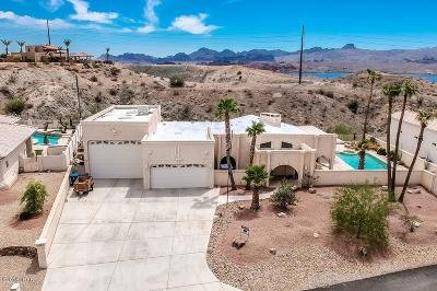 Lake Havasu City Single Family Home For Sale: 2014 Donner Bay