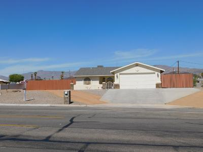 Lake Havasu City Single Family Home For Sale: 3500 Oro Grande Blvd