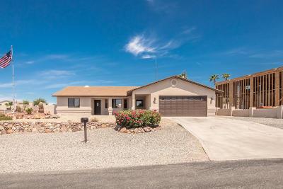 Lake Havasu City Single Family Home For Sale: 3801 Lighthouse Dr