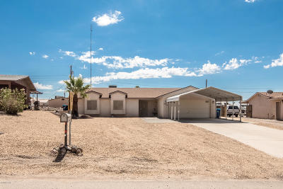 Lake Havasu City Single Family Home For Sale: 3930 Window Rock Dr