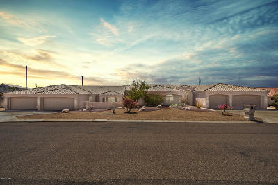 Lake Havasu City Single Family Home For Sale: 1381 Tamarack Dr
