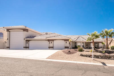Lake Havasu City Single Family Home For Sale: 2272 Jacob Row