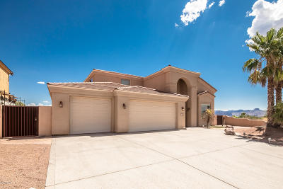 Lake Havasu City Single Family Home For Sale: 740 Paseo Granada