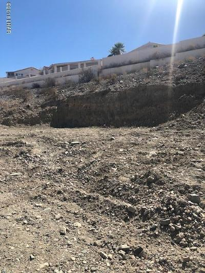 Lake Havasu City Residential Lots & Land For Sale: 3312 Crestview Dr