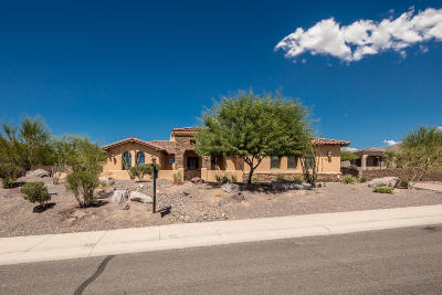 Havasu Foothills Estates Single Family Home For Sale: 1051 Avienda Del Sol