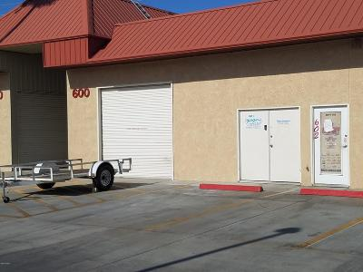 Lake Havasu City Commercial For Sale: 911 N Lake Havasu Ave #601