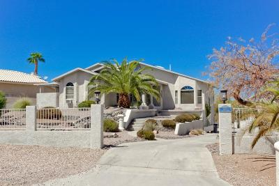 Lake Havasu City Single Family Home For Sale: 2271 Souchak Dr