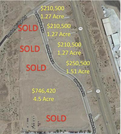 Lake Havasu City Residential Lots & Land For Sale: 6510 Showplace Ave