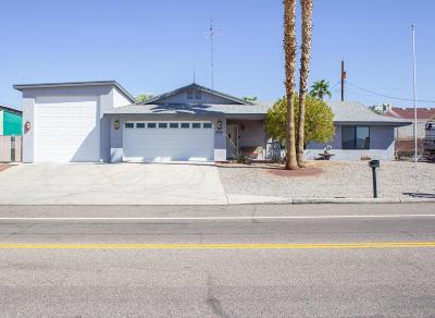 Lake Havasu City AZ Single Family Home For Sale: $329,000