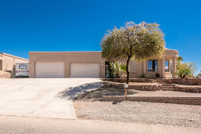 Lake Havasu City AZ Single Family Home For Sale: $499,900