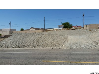 Lake Havasu City Residential Lots & Land For Sale: 3751 Kiowa Blvd S