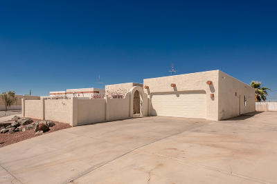 Lake Havasu City Single Family Home For Sale: 3481 Pioneer Dr