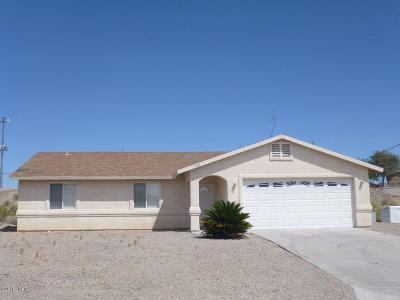 Lake Havasu City Single Family Home For Sale: 531 Knobhill Dr