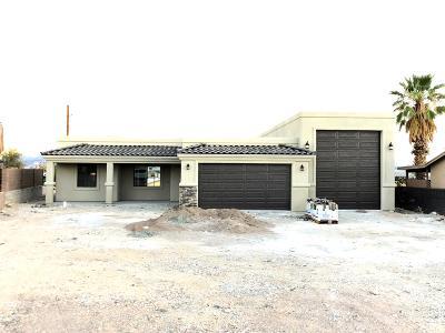 Lake Havasu City AZ Single Family Home For Sale: $482,900