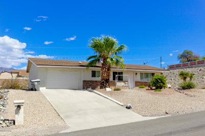 Lake Havasu City Single Family Home For Sale: 1010 Coconut Grove Dr