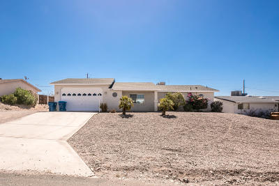 Mohave County Single Family Home For Sale: 3636 Bluegrass Dr