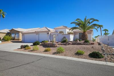 Lake Havasu City Single Family Home For Sale: 2418 Dawn Drive