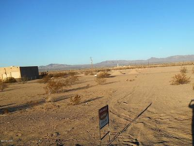 Topock Residential Lots & Land For Sale: Oatman Highway Hwy