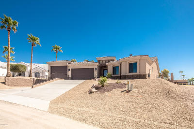Lake Hvas Single Family Home For Sale: 2730 Paseo Verde