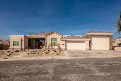 Lake Havasu City Single Family Home For Sale: 2085 Palmer Dr