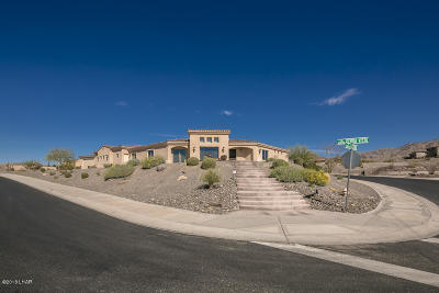 Havasu Foothills Estates Single Family Home For Sale: 7041 Avienda Tierra
