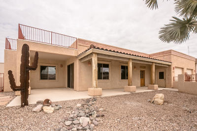 Lake Havasu City Single Family Home For Sale: 3994 Duke Ln