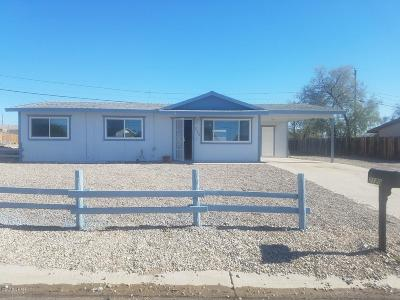 Lake Havasu City Single Family Home For Sale: 2120 Commander Dr