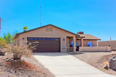 Lake Havasu City Single Family Home For Sale: 3580 Offshore Dr