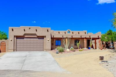 Lake Havasu City Single Family Home For Sale: 2621 Cliffwood