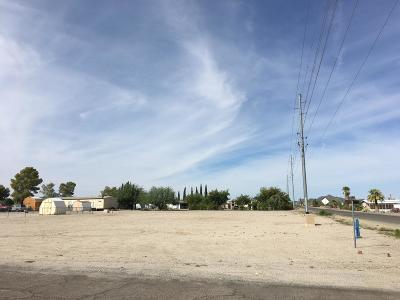 Salome Residential Lots & Land For Sale: 40018 Washington Dr