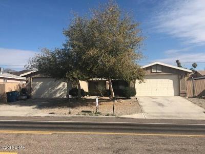 Lake Havasu City Multi Family Home For Sale: 690 McCulloch Blvd S