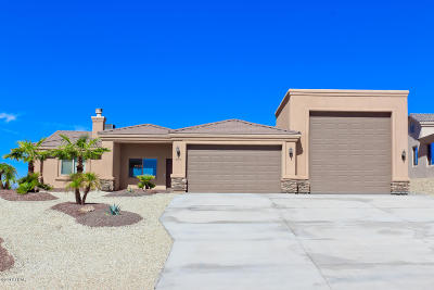 Lake Havasu City Single Family Home For Sale: 3149 Thistle Dr