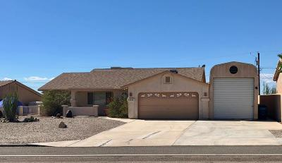 Lake Havasu City Single Family Home For Sale: 3530 Palo Verde Blvd N