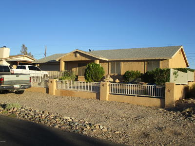 Lake Havasu City Single Family Home For Sale: 3760 Reservation Dr