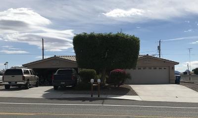 Multi Family Home For Sale: 3404 Oro Grande Blvd