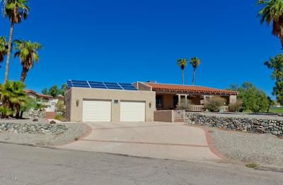 Lake Havasu City Single Family Home For Sale: 2350 Hogan Ln