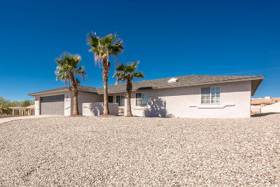 Lake Havasu City AZ Single Family Home For Sale: $283,000