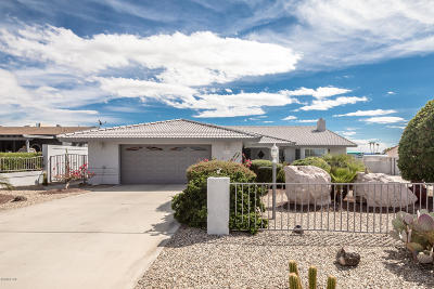Lake Havasu City Single Family Home For Sale: 3064 Jamaica Blvd S