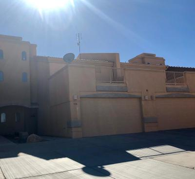 Lake Havasu City Condo/Townhouse For Sale: 3470 Kearsage #A106