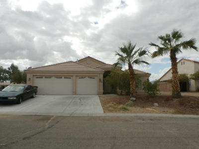 Fort Mohave Single Family Home For Sale: 2152 E Crystal Dr