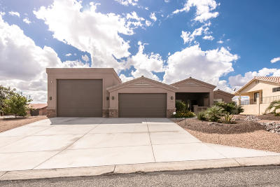 Lake Havasu City Single Family Home For Sale: 1339 Aviation Dr