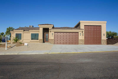 Lake Havasu City AZ Single Family Home For Sale: $429,000